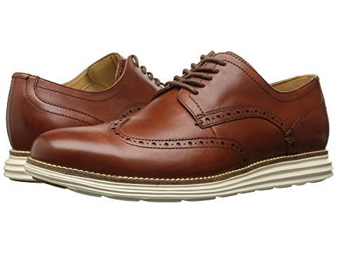 image links to men's cole haan oxfords.