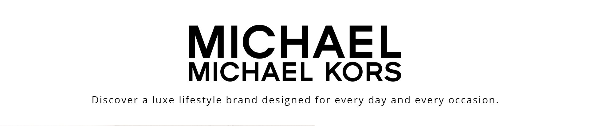MICHAEL Michael Kors: Discover a luxe lifestyle brand designed for every day and every occasion.