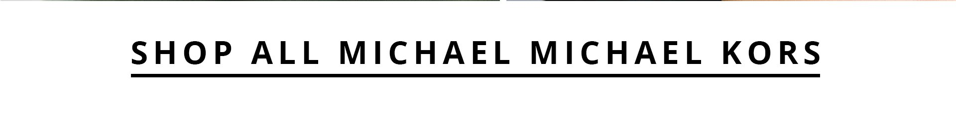 Shop All MICHAEL Michael Kors