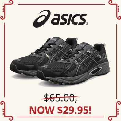 IMAGE LINKS TO MEN'S ASICS GEL VENTURE