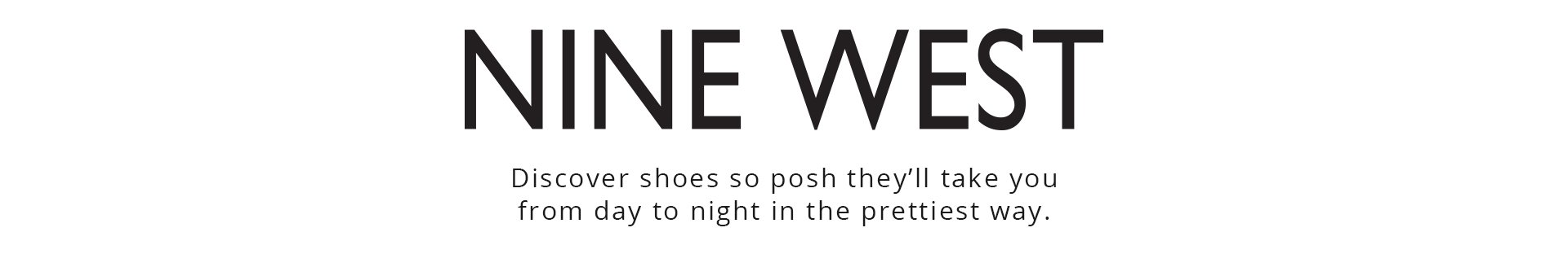 Nine West Header