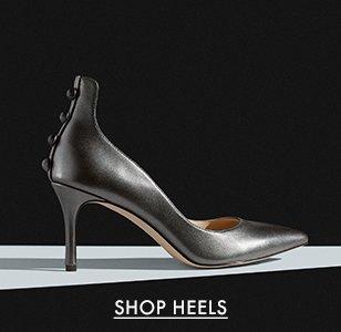 Image of Black Maqui Nine West Stiletto Heel. Image links to all Nine West women's heels and pumps.