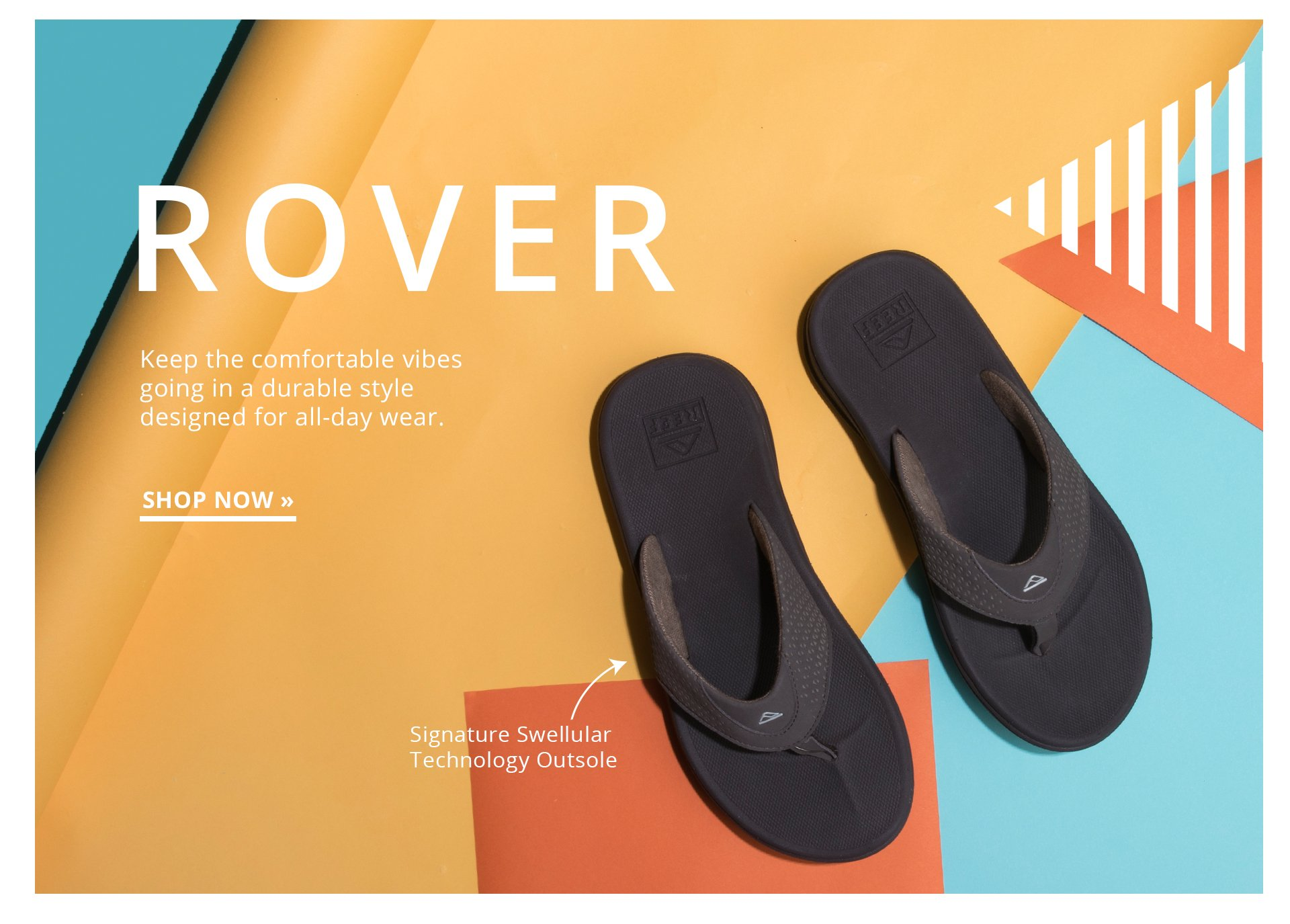 Rover. Keep the comfortable vibes going in a durable style designed for all-day wear. Shop Now.