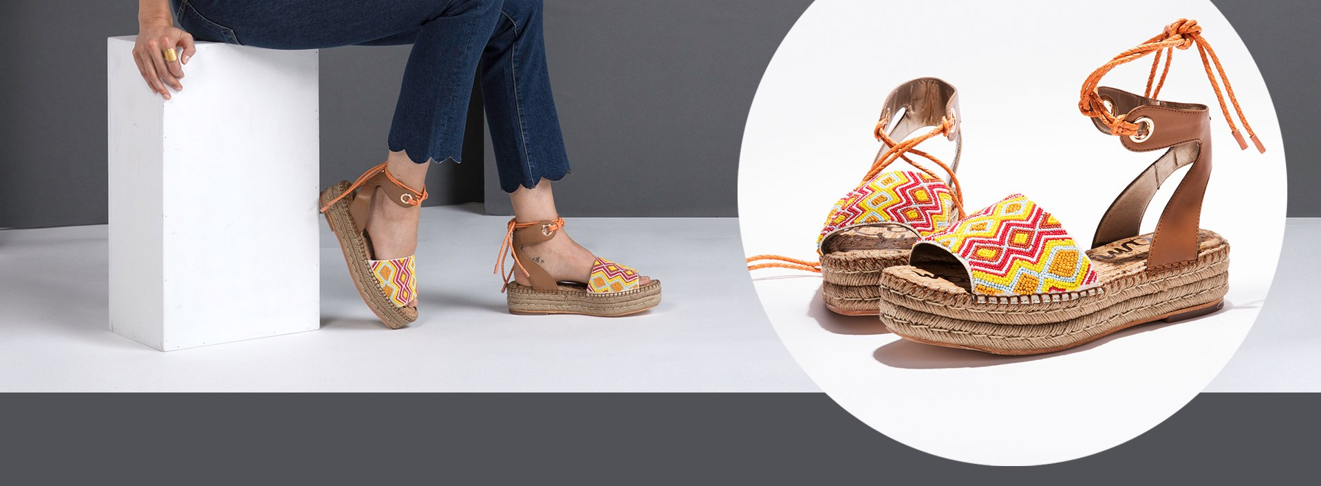 Espadrilles Secret Link