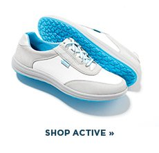 SAS Active Walking Shoes