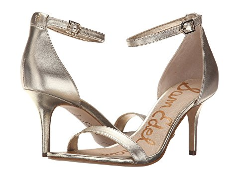 Image of Sam Edelman Women's Open Toe Heels. Image links to all Women's heels.