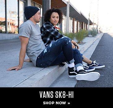 Promo - Vans SK8-Hi