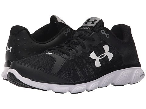 Image of black Under Armour Sneakers