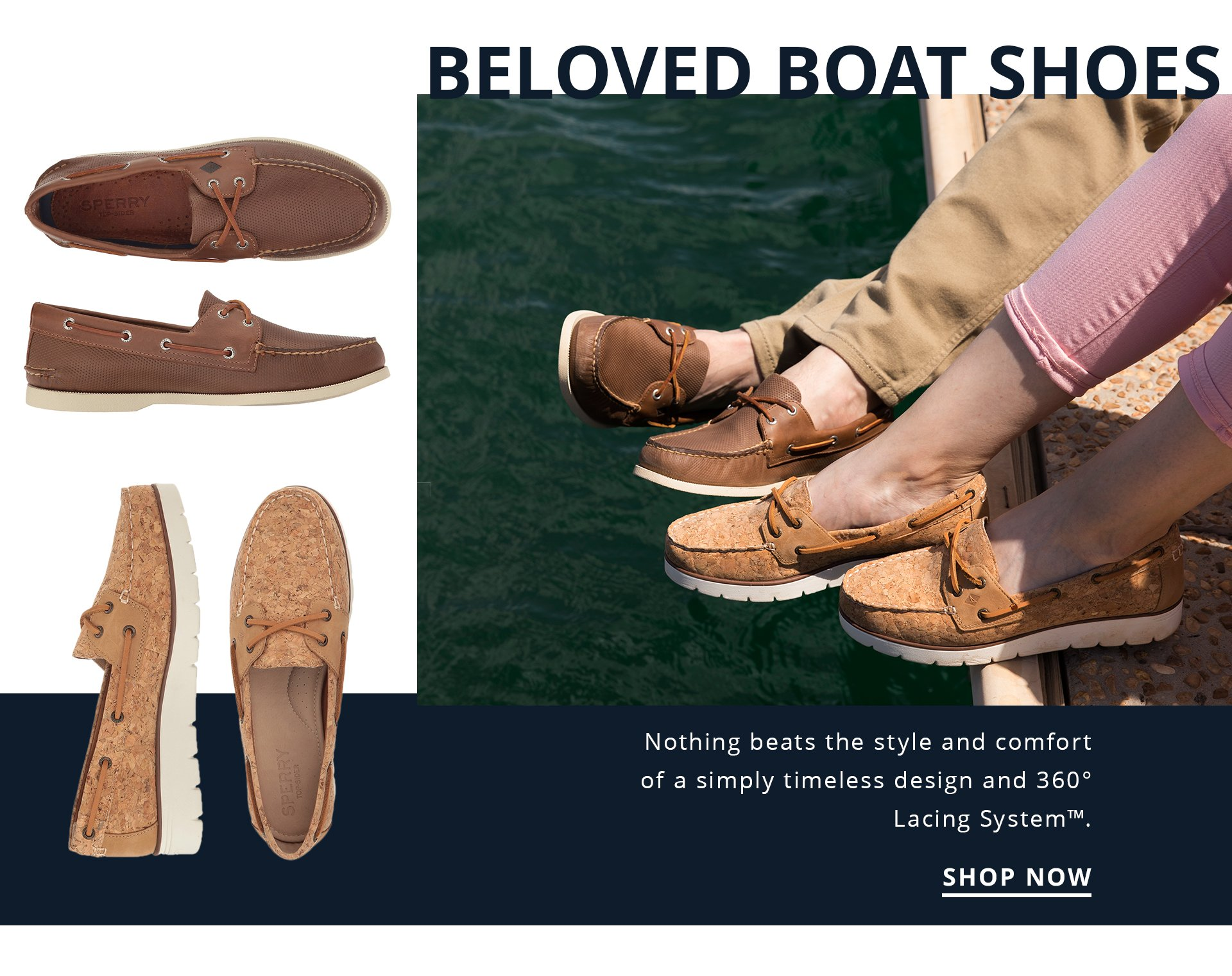 Beloved Boat Shoes