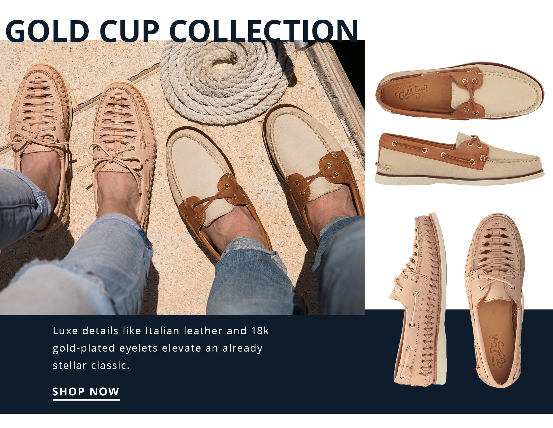 Gold Cup Collection
