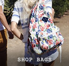 cp-3-toms-2017-01-10 Shop Bags. Image of a multi-colored backpack