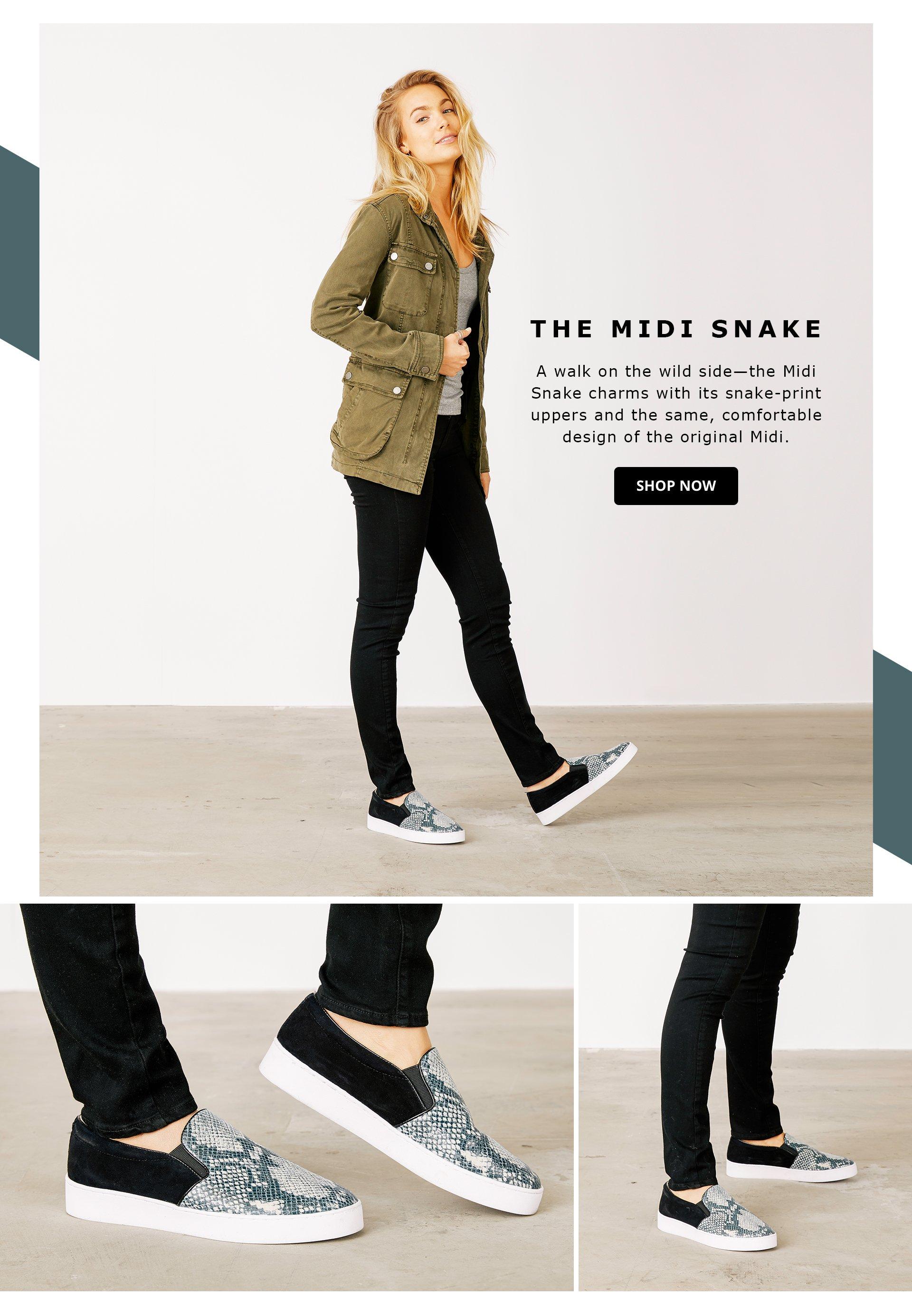 Shop The Midi Snake