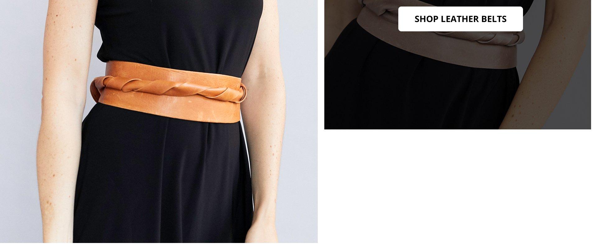 Shop Leather Belts