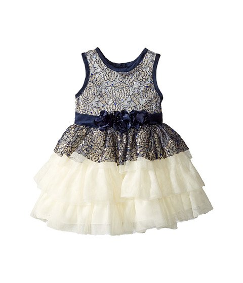 Image of Girls' Flower Girl Dress. Links to selection of Girls' Flower Girl Dresses and Shoes.