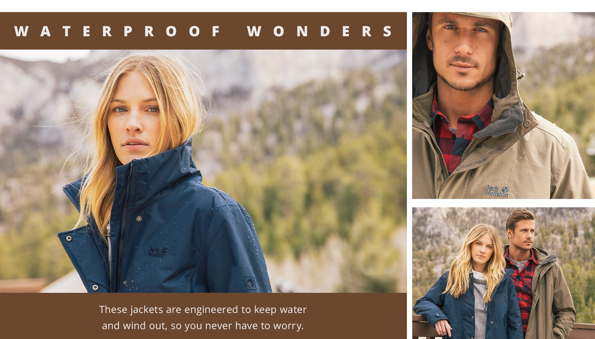 Waterproof Wonders