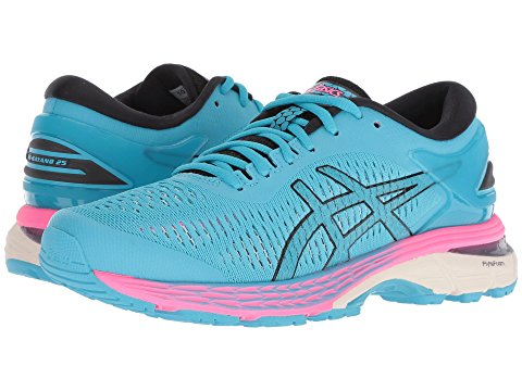 Image links to all women's asics shoes.