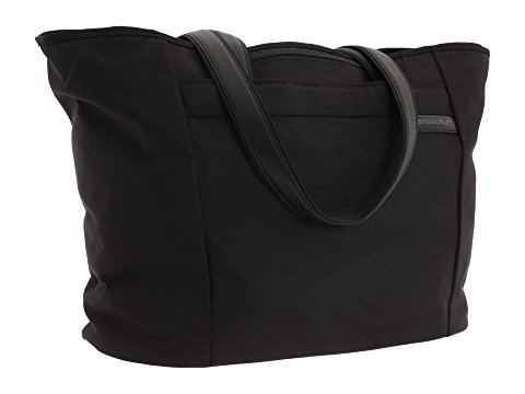 Clickable image of a black travel totes