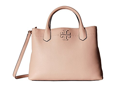 Image links to an assortment of pink handbags