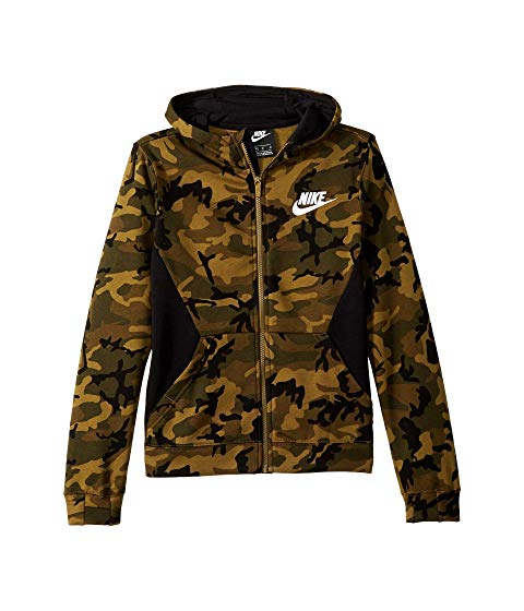 image links to boys camo print clothing.