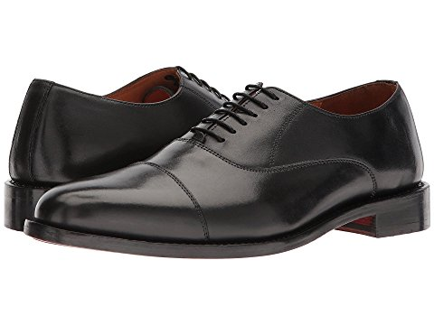 Image links to Men's oxford loafers.