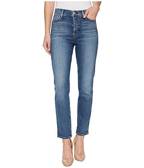 Image of Women's straight leg high rise jeans. Image links to all women's denim.