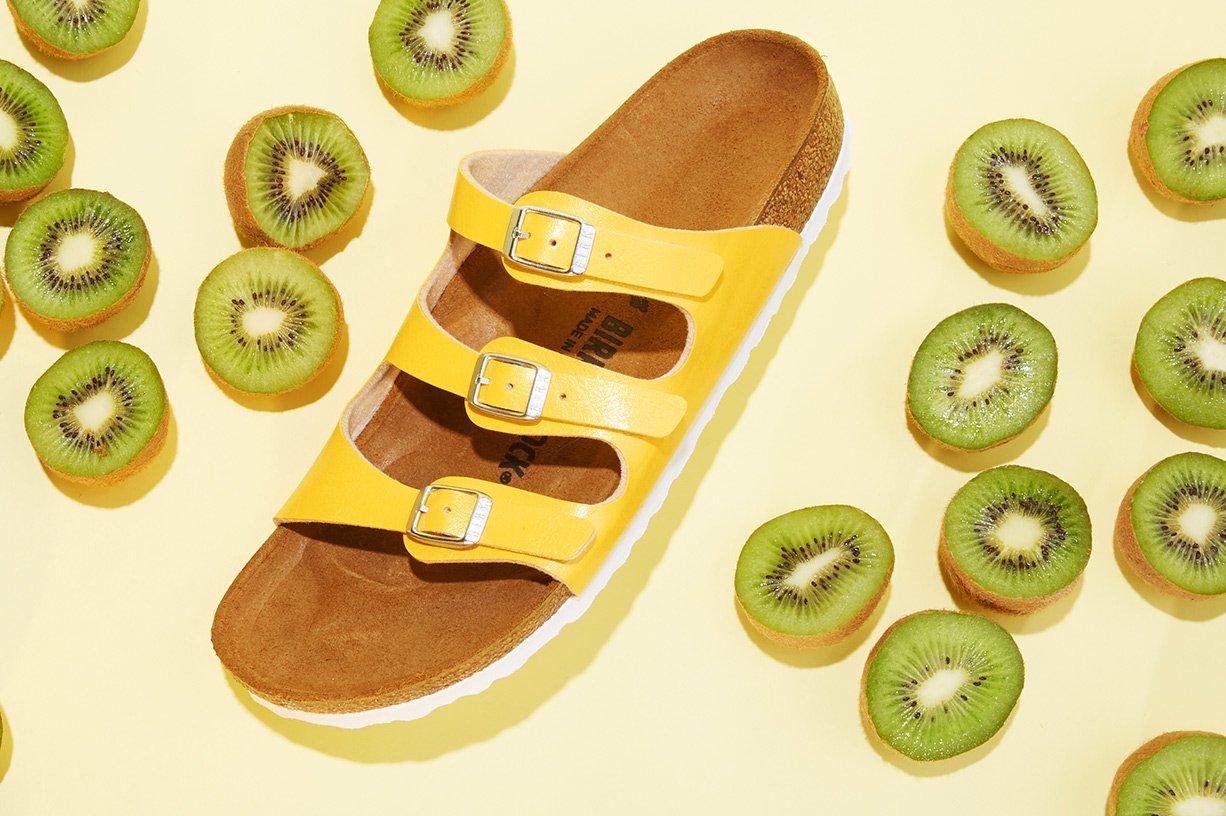 Comfort Sandal Spotlight Lookbook