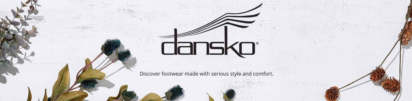 Dansko. Discover footwear made with serious style and comfort.