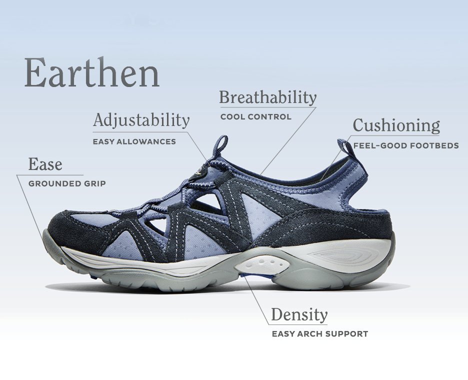 Image of a pair of Earthern Easy Spirit Shoes