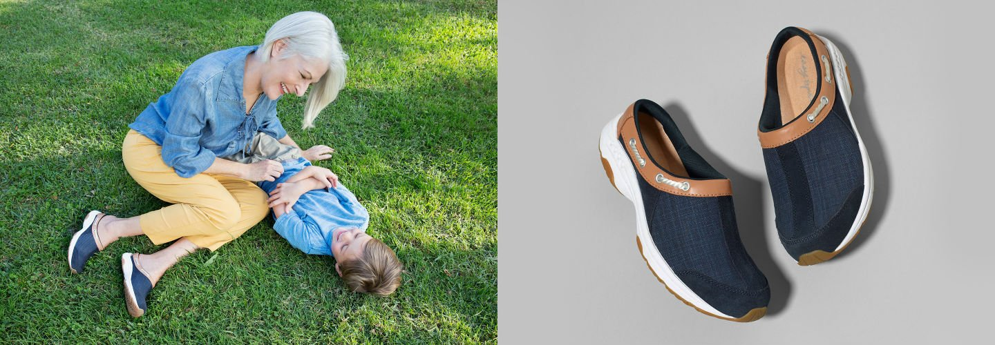 Easy Spirit Shoes, Clogs, Sandals, and more
