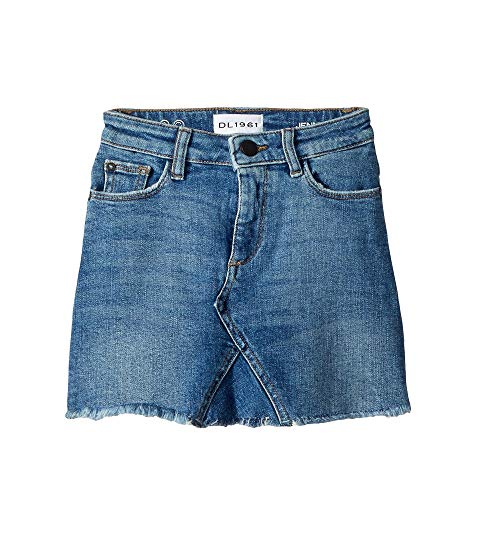 Image links to all girls' Denim skirts