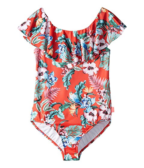 Image of Girls' one piece swimsuit. Image links to all girls one piece swimsuits.