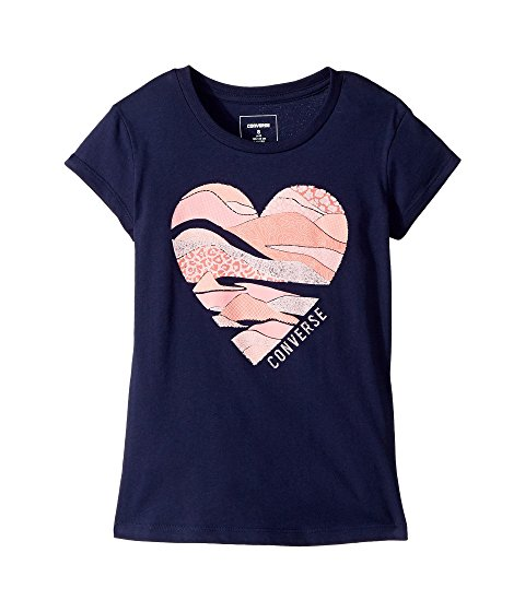 Image of Girls Short Sleeve Tee. Image links to all short sleeve girls tops.
