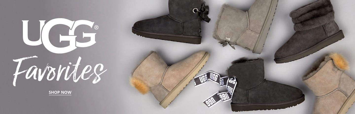 UGG Favorites. Shop Now.
