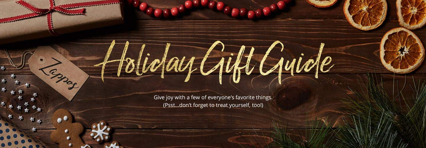 Holiday Gift Guide.Give joy with a few of everyone's favorite things. (Psst...don't forget to treat yourself, too!)