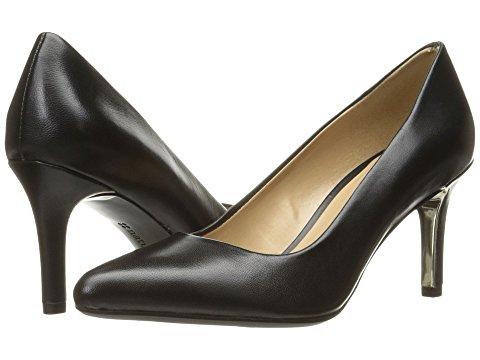 Classic Black Pump Heels