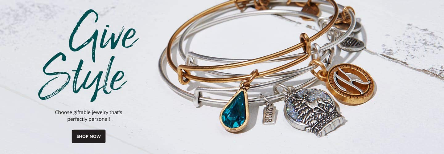 Choose giftable jewelry that's perfectly personal!