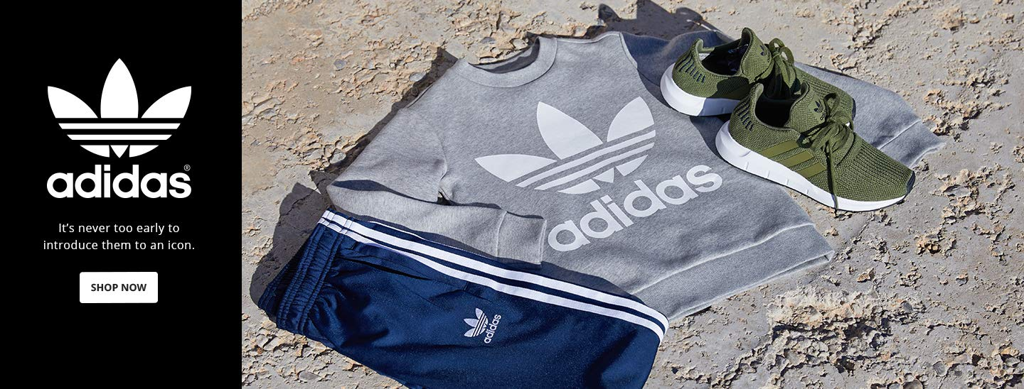 Kids' Gear. It's never too early to introduce them to an icon. Shop Now.