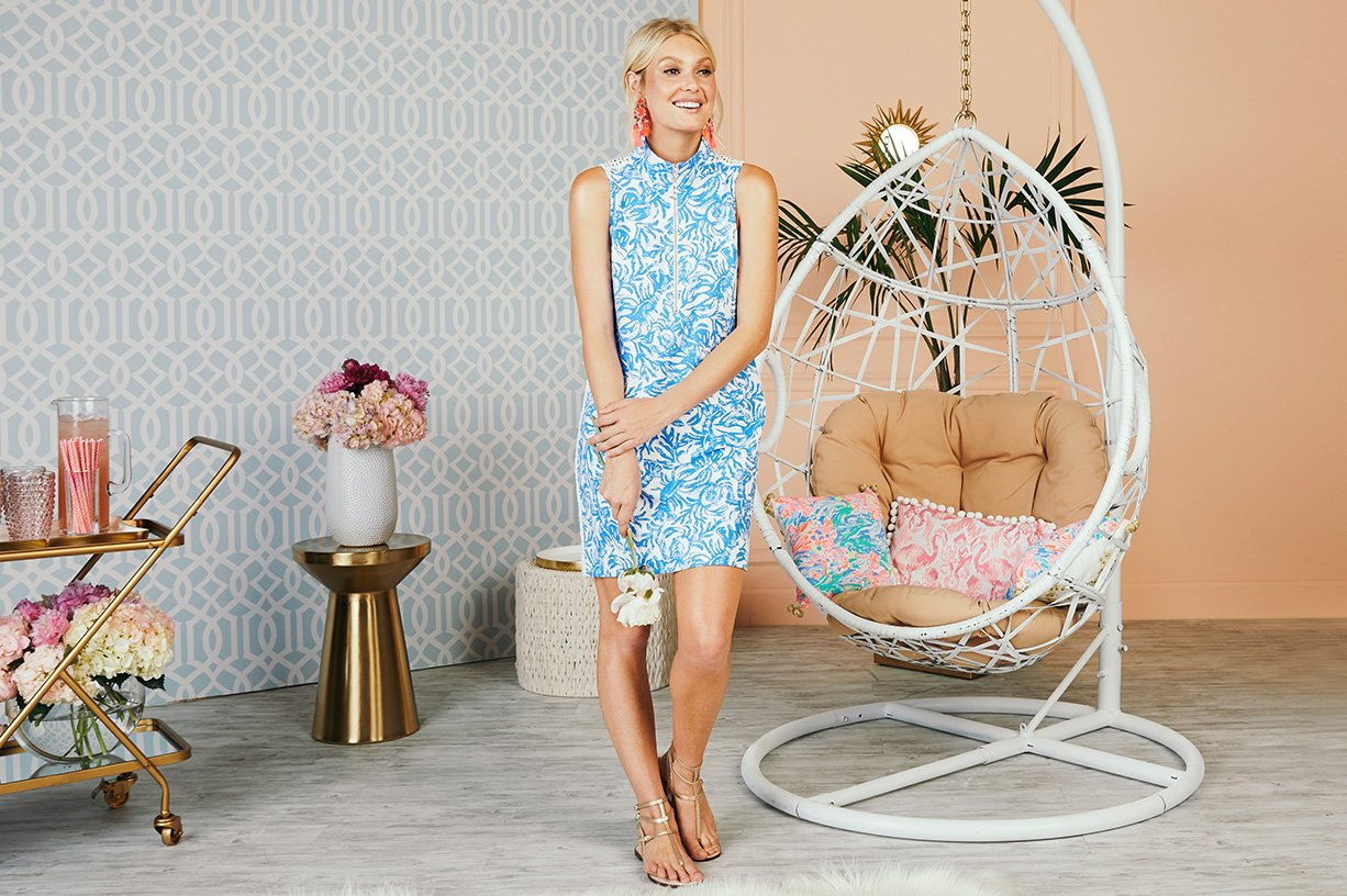 Lilly Pulitzer Lookbook