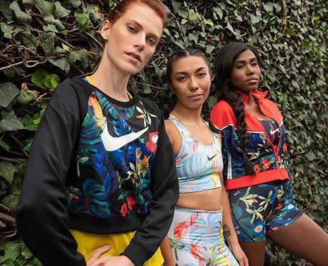 Image Link to Shop Nike Hyper Femme