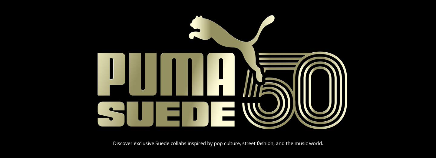 Puma Suede 50. Discover exclusive suede collabs inspired by pop culture, street fashion, and the music world.