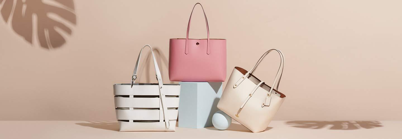 e525f34026c Designer Totes  Low-Key Luxury