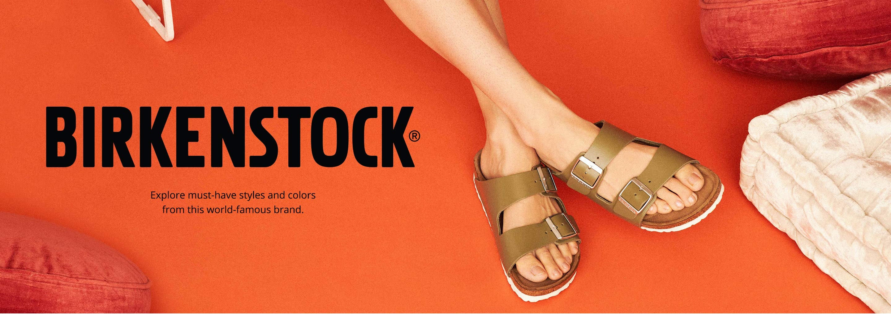 Birkenstock. Explore the must-have styles and colors from this world-famous brand.