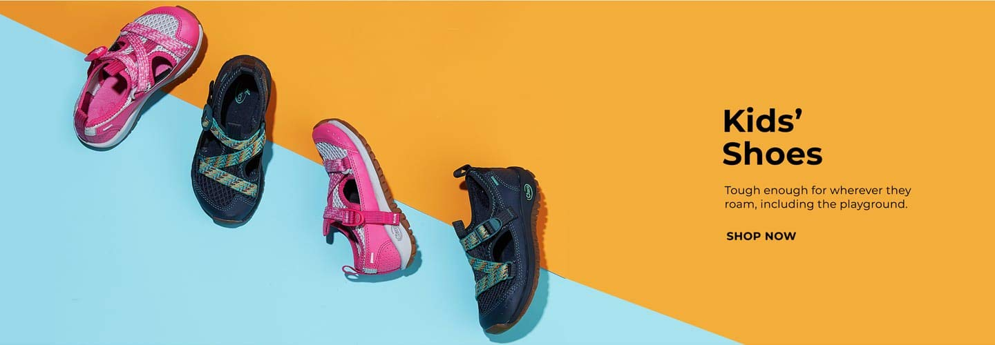Kids' Shoes.Tough enough for wherever they roam, including the playground. Shop now.