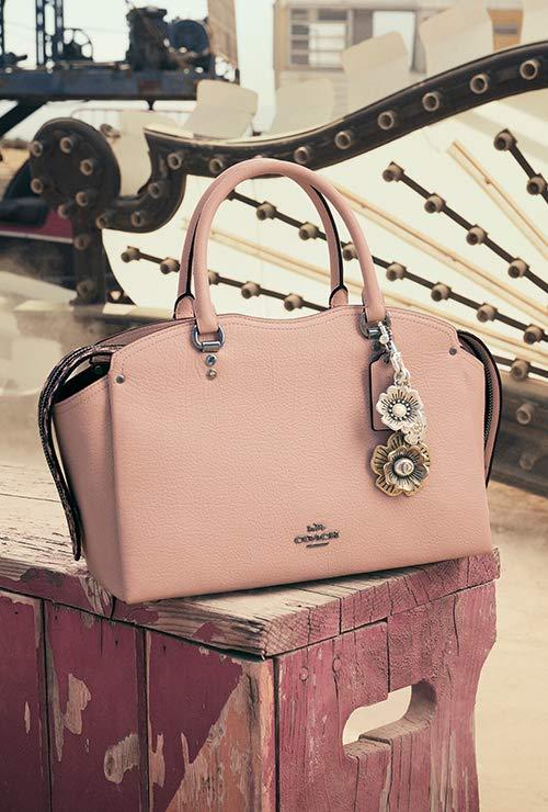 Women s Handbags Shop Now. Denim Sadie. COACH 5a65de29fb7a9