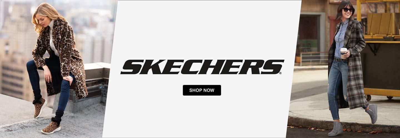 Skechers. Shop Now.
