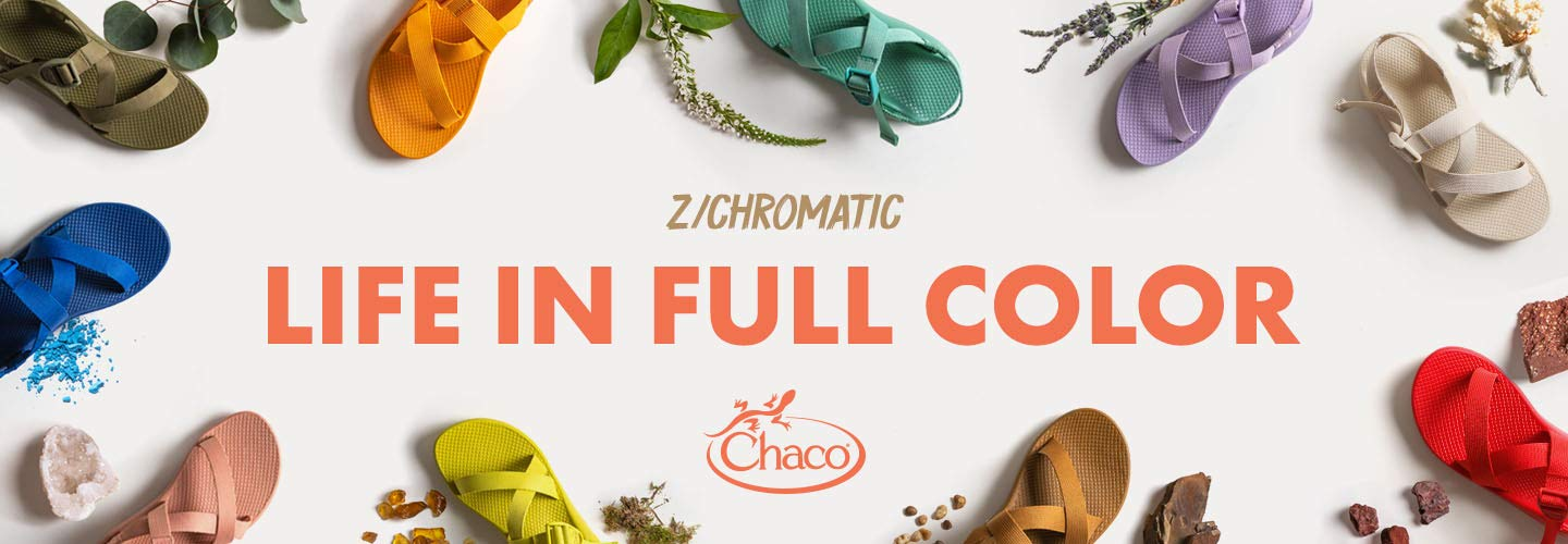 ZChromatic. Life in Full Color. Chaco.