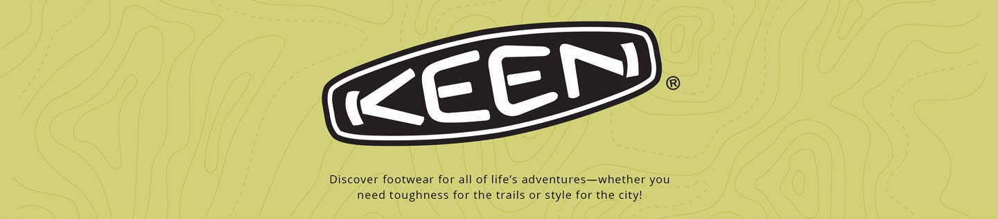 Keen. Discover footwear for all of life's adventures—whether you need toughness for the trails or style for the city!