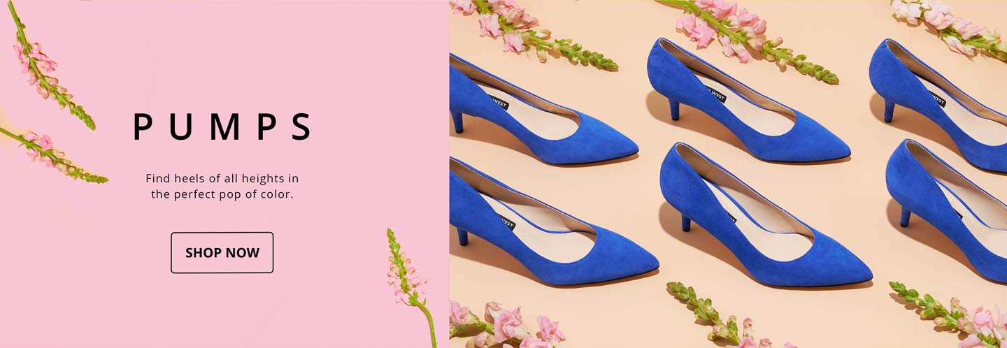Pumps. Find heels of all heights in the perfect pop of color. Shop Now.