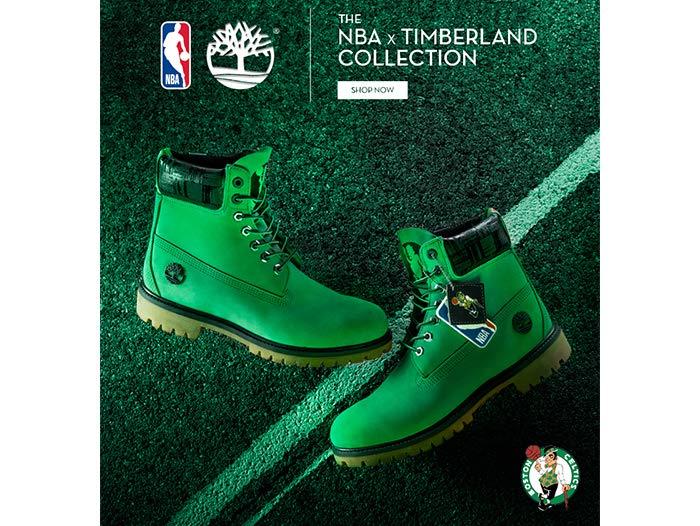NBA X TIMBERLAND