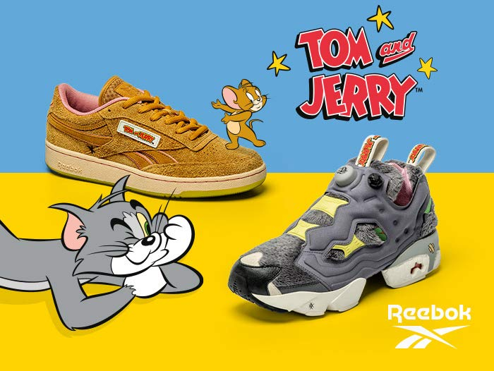 Reebok X Tom and Jerry